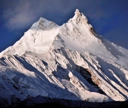 Manaslu Expedition (8163 m)