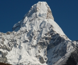 Ama Dablam Expedition (6812 m / 22,349 ft)