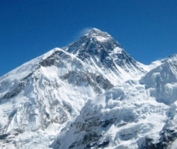 Everest Expedition (8848 m) from South Col (Nepal)